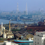 140721_Yawata_Steel_Works_from_RRH_Kitakyushu_Japan01s3
